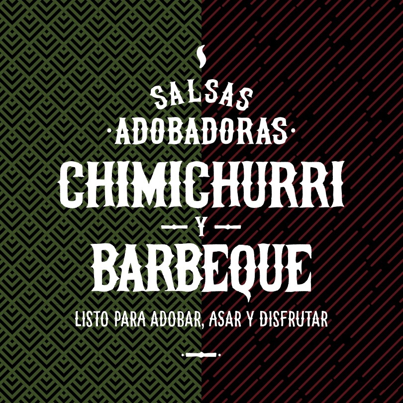 Adobador Salsa Barbecue - Cristales de Chile
